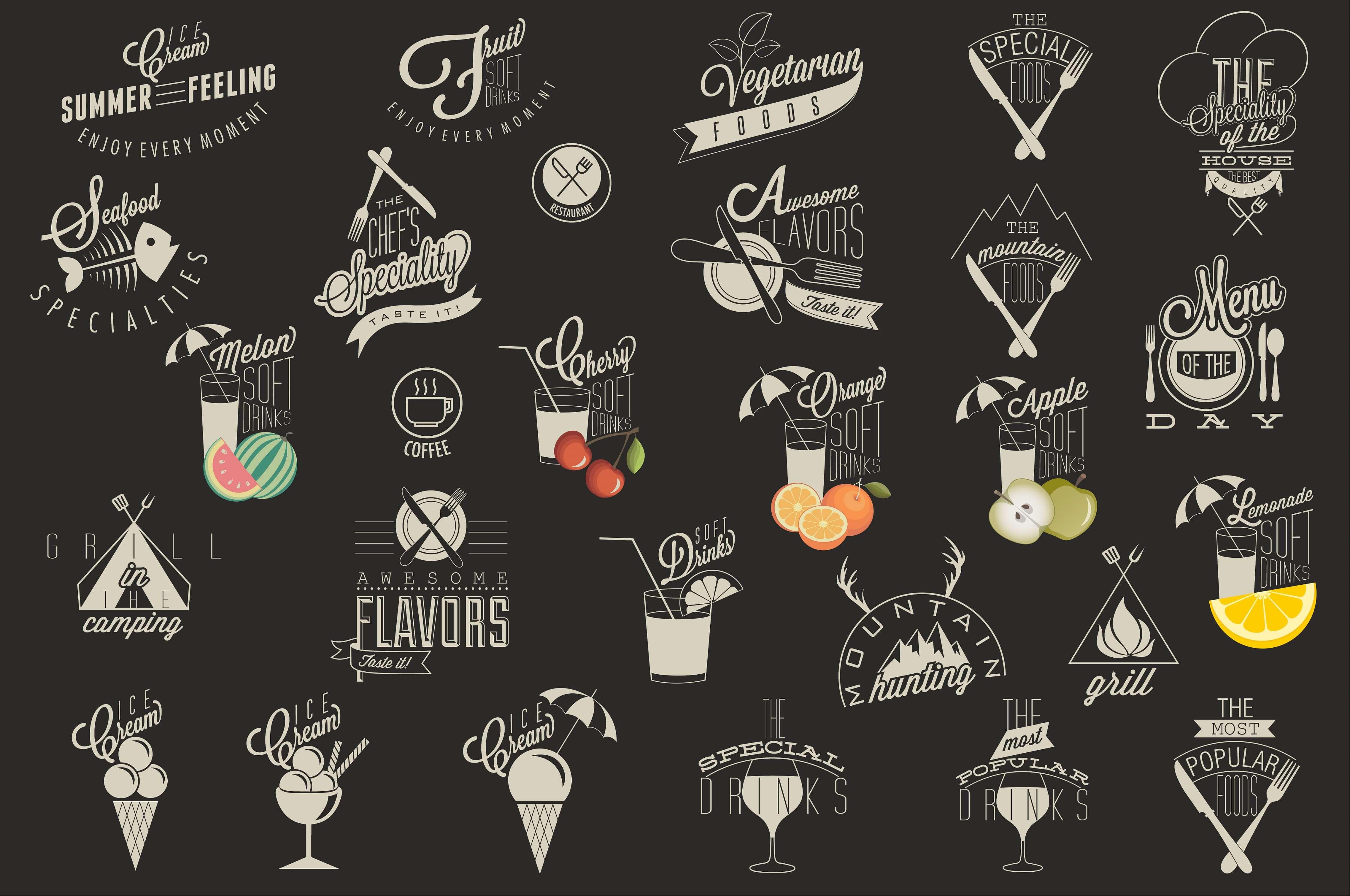 30 Food Drink Menu Templates Web Emailing