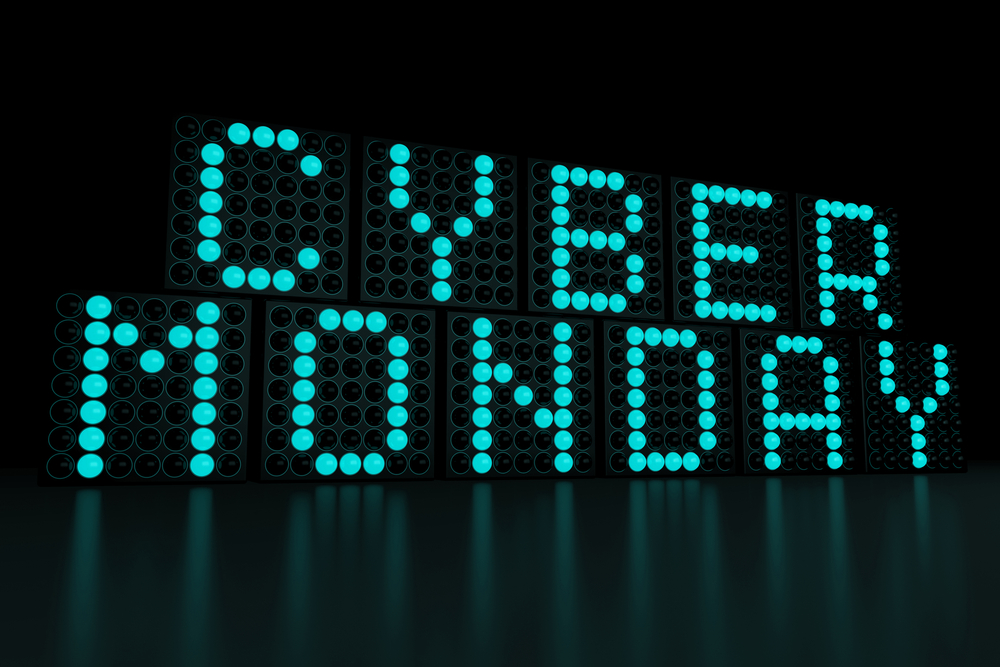 Cyber Monday! Do the Digital!