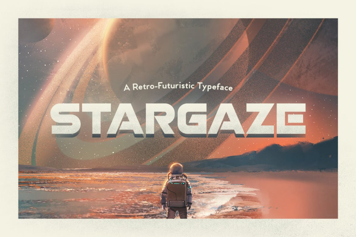 20+ Best Space Fonts… – Web eMailing