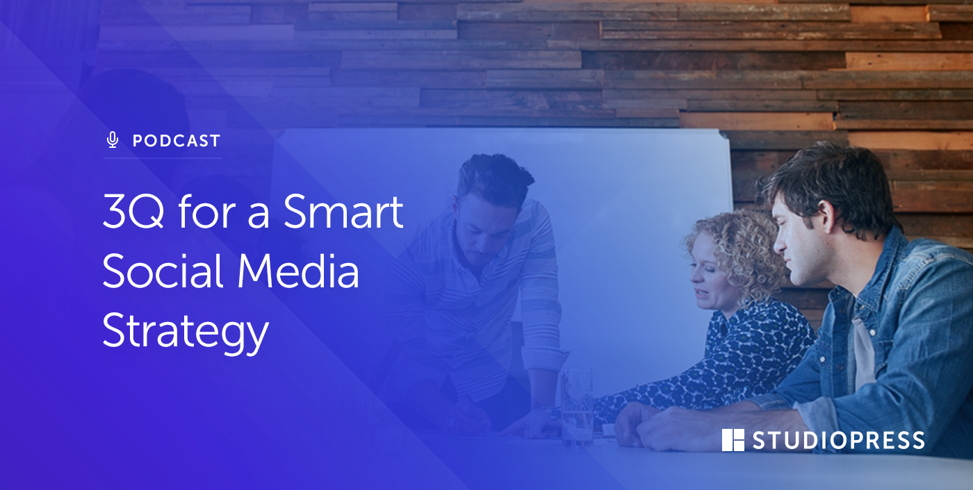 3Q for a Smart Social Media Strategy