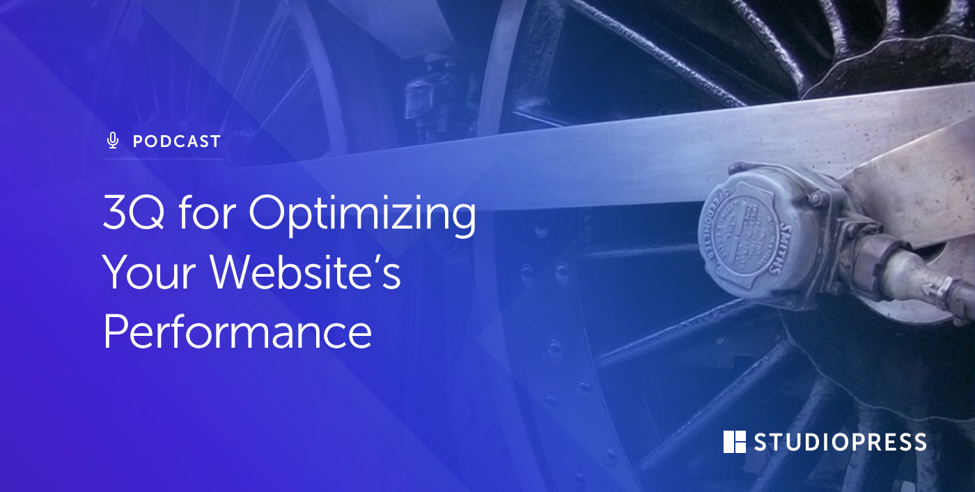 3Q for Optimizing Your Website's Performance