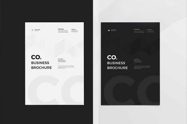 15+ Brochure Cover Design Templates + Ideas