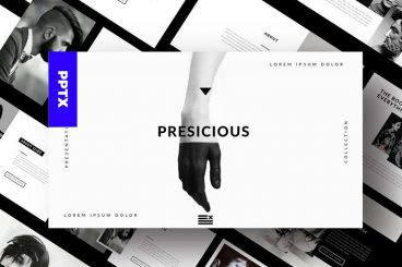 20+ Business & Marketing PowerPoint Templates