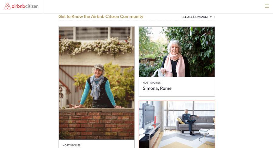 Airbnb Visual Content Design