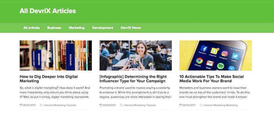 DevriX Blog Marketing to Millennials