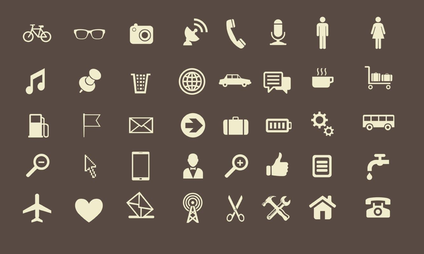 A screenshot of free vector icons from Vecteezy