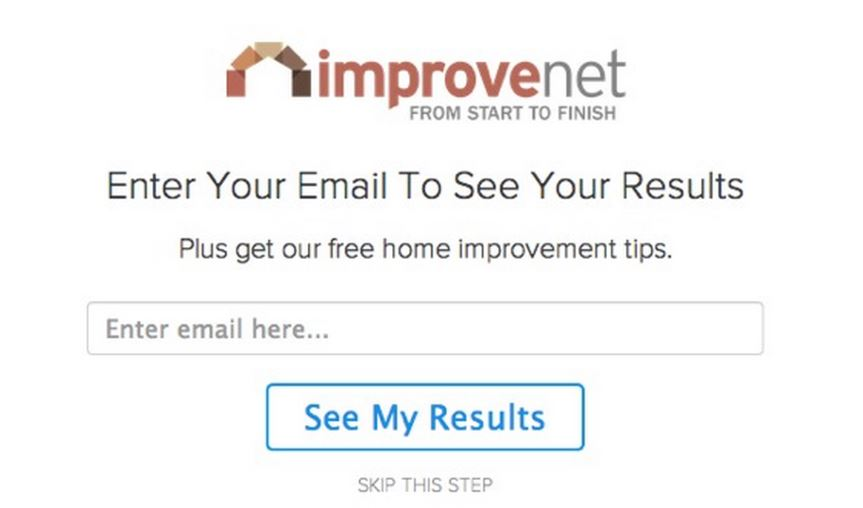 Quizzes hold a sense of urgency and people will gladly input their email list to find out the answer.