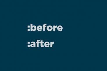 The Lowdown on :before and :after in CSS