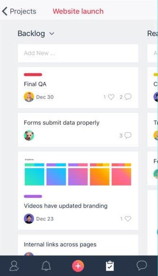 15 Brilliant Productivity Apps - Asana