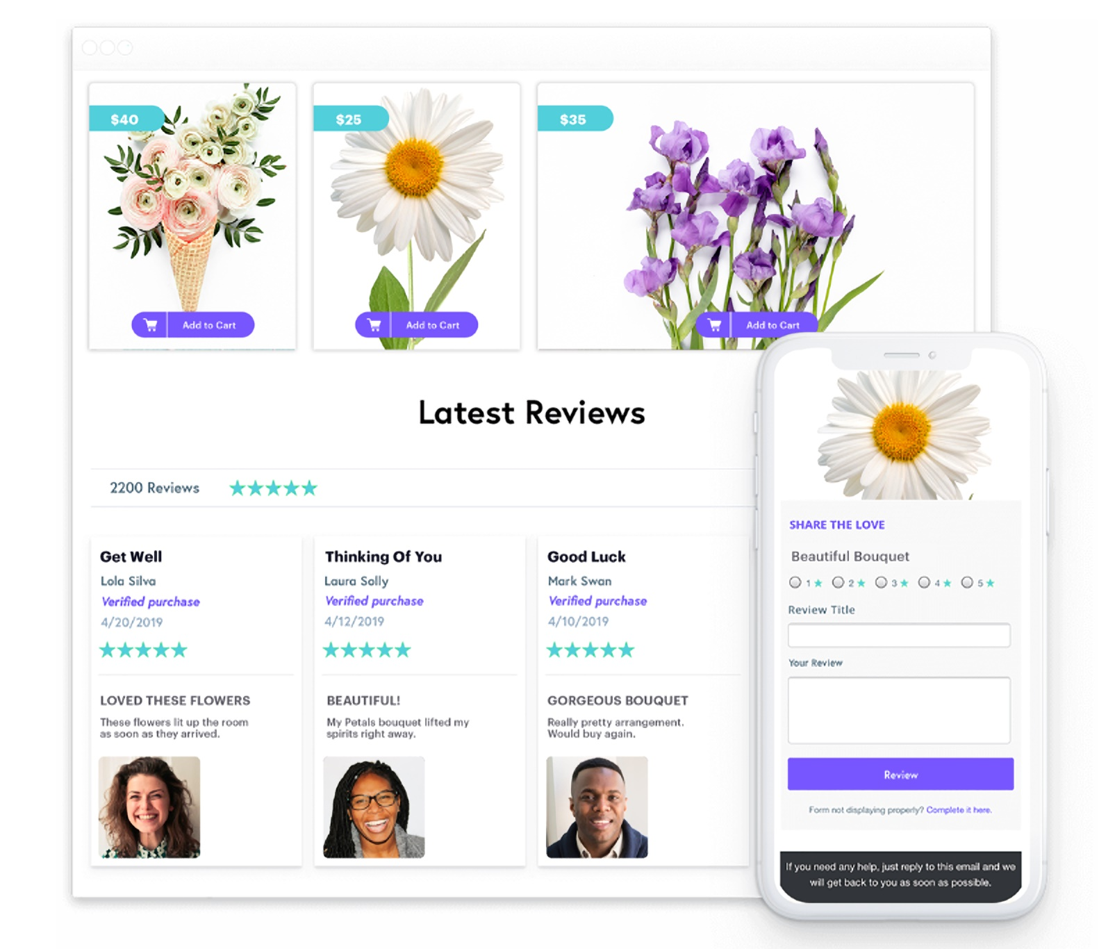 how to grow ecommerce sales with reviews
