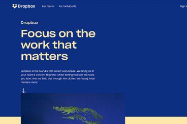 "10 Trends in Tech Startup ""Unicorn"" Websites"