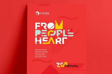 20+ Best Free Poster Templates (Illustrator & Photoshop) 2020