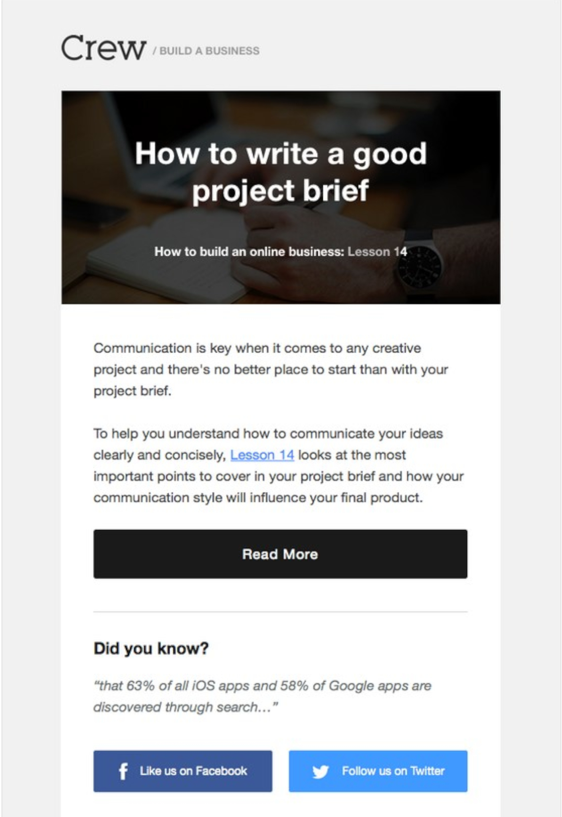 How-to guides can be a strategic way to share relevant content.