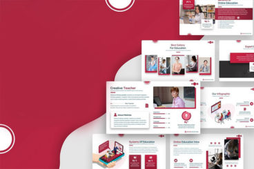 20+ Best Webinar PowerPoint Templates (Remote Presentation PPT Slides)
