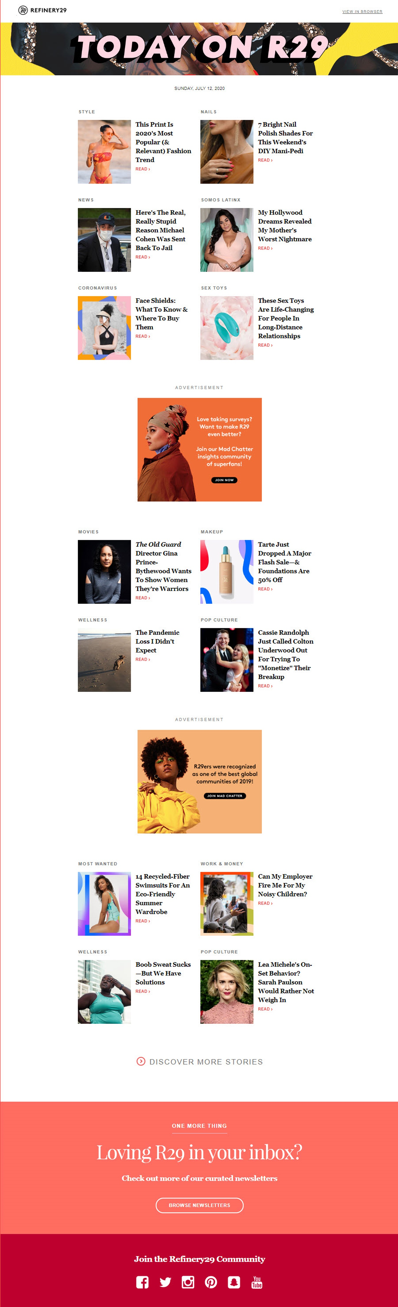 Refinery29 Provides Transparency On Partner Ads