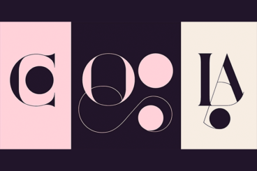 Design Trend: Experimental Typefaces & Fonts
