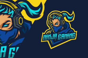 25+ Best Gaming & eSports Logo Templates for 2021