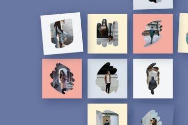 20+ Best Instagram Frame Templates (Custom Frame PNGs) 2021