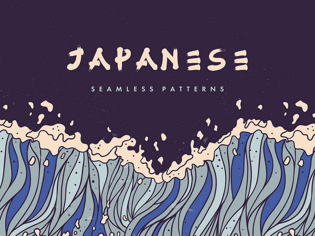 Free Japanse Vintage Patterns