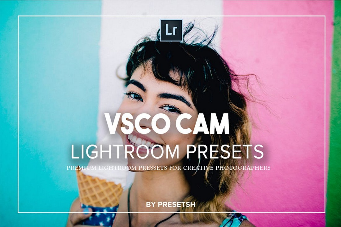 30 VSCO Cam Inspired Lightroom Presets