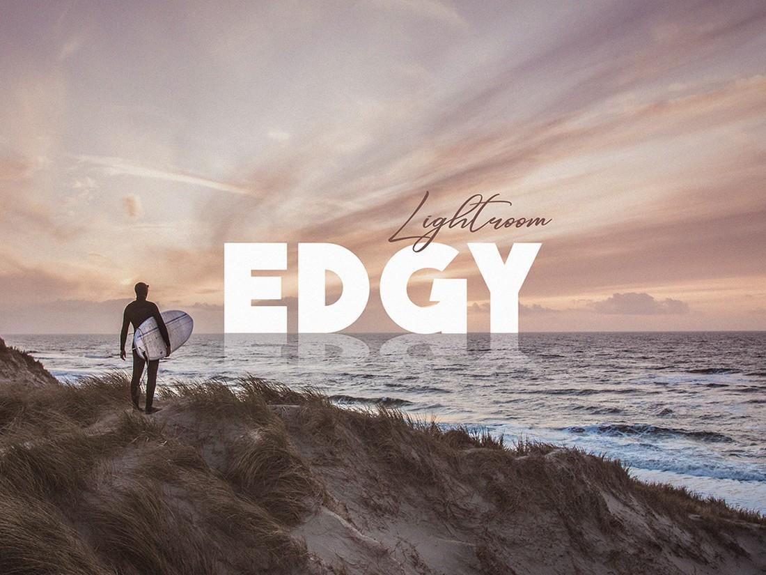 Free Edgy Lightroom Presets