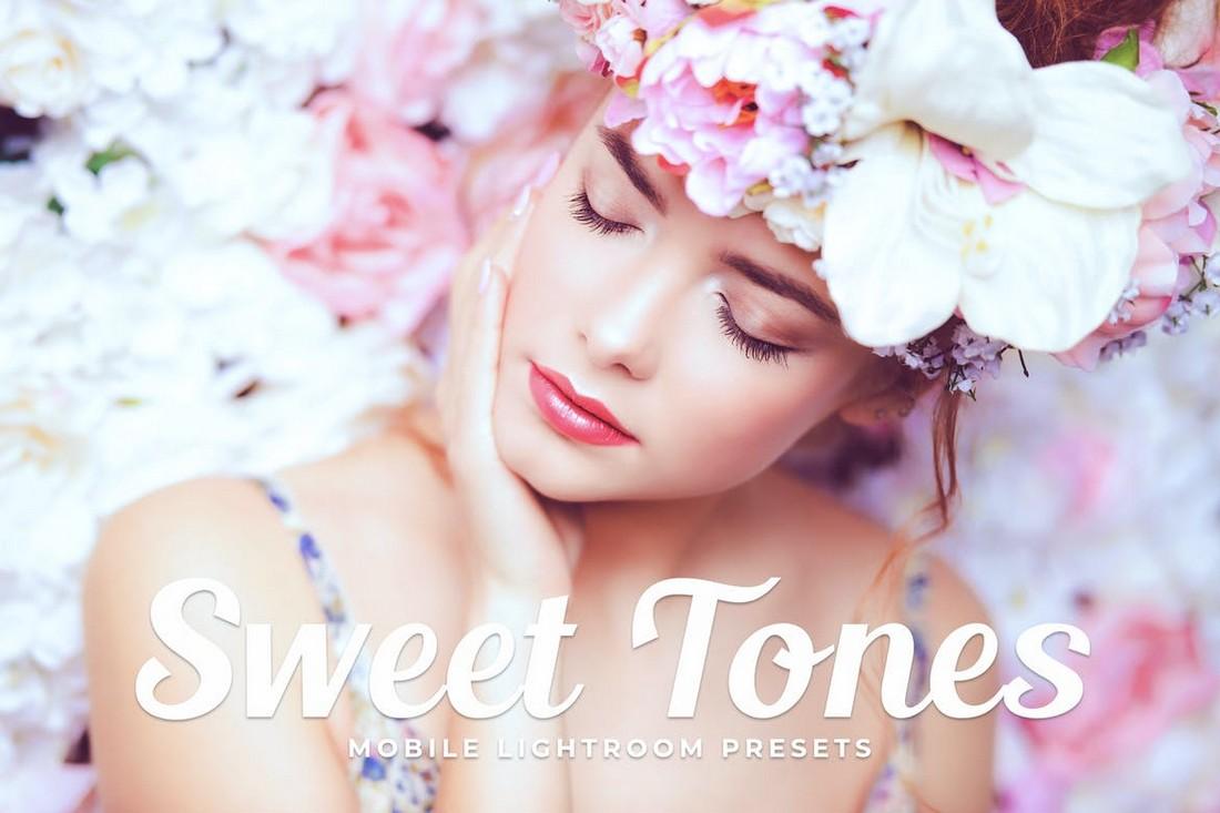 Sweet Tones Desktop & Mobile Lightroom Presets