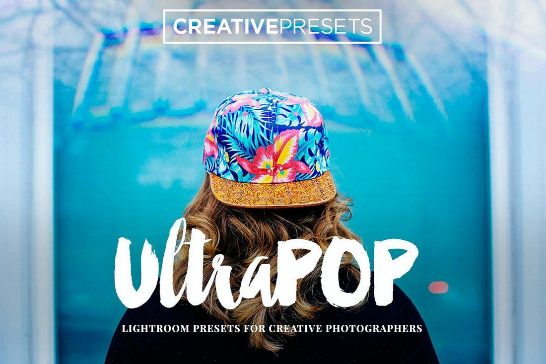 UltraPOP - Vibrant Lightroom Presets