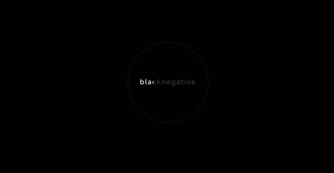 blacknegative